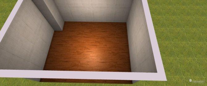 Raumgestaltung anna in der Kategorie Arbeitszimmer