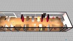 Raumgestaltung APE-Raum in der Kategorie Arbeitszimmer