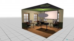 Raumgestaltung App Büro in der Kategorie Arbeitszimmer