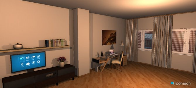 Raumgestaltung App. in der Kategorie Arbeitszimmer