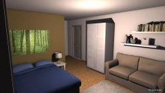 Raumgestaltung Appartment_Vorschlag2 in der Kategorie Arbeitszimmer