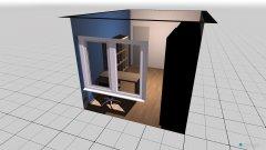 Raumgestaltung AR-Raum in der Kategorie Arbeitszimmer