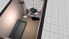 Raumgestaltung arbeit 1 in der Kategorie Arbeitszimmer
