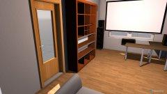 Raumgestaltung arbeiten2 in der Kategorie Arbeitszimmer