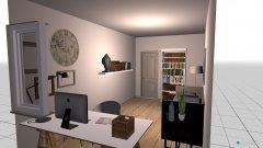 Raumgestaltung Arbeiten in der Kategorie Arbeitszimmer