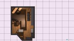 Raumgestaltung arbeits zimmer in der Kategorie Arbeitszimmer