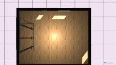Raumgestaltung Arbeitsdiele in der Kategorie Arbeitszimmer