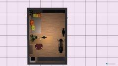 Raumgestaltung Arbeitszimmer 06 in der Kategorie Arbeitszimmer