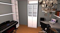 Raumgestaltung Arbeitszimmer billy in der Kategorie Arbeitszimmer