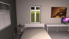 Raumgestaltung arbeitszimmer (e) in der Kategorie Arbeitszimmer