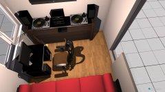 Raumgestaltung Arbeitszimmer Fen in der Kategorie Arbeitszimmer