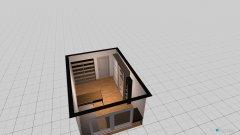 Raumgestaltung Arbeitszimmer groß 01 in der Kategorie Arbeitszimmer