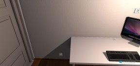 Raumgestaltung Arbeitszimmer Grundriss PK in der Kategorie Arbeitszimmer