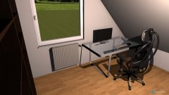 Raumgestaltung Arbeitszimmer neu in der Kategorie Arbeitszimmer