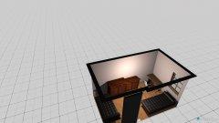 Raumgestaltung Arbeitszimmer oberer Stock in der Kategorie Arbeitszimmer
