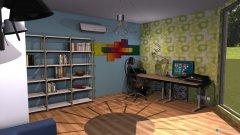 Raumgestaltung Arbeitszimmer Profil in der Kategorie Arbeitszimmer