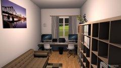 Raumgestaltung Arbeitszimmer Versuch in der Kategorie Arbeitszimmer