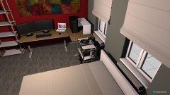 Raumgestaltung Arbeitszimmer wie viel auch immer in der Kategorie Arbeitszimmer