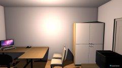 Raumgestaltung Arbeitszimmer Wolfgang in der Kategorie Arbeitszimmer