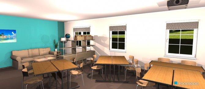 Raumgestaltung Arbeitszimmer04 in der Kategorie Arbeitszimmer