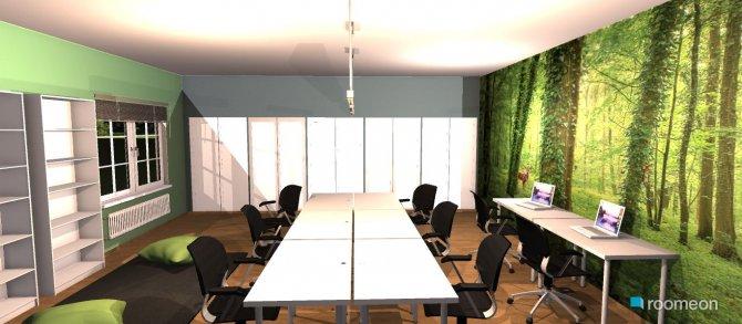 Raumgestaltung Arbeitszimmer05 in der Kategorie Arbeitszimmer
