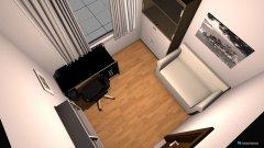 Raumgestaltung Arbeitszimmer1 in der Kategorie Arbeitszimmer