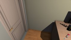 Raumgestaltung Arbeitszimmer5 in der Kategorie Arbeitszimmer