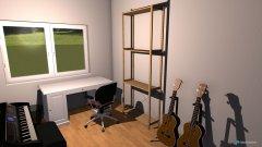 Raumgestaltung Arbeitszimmer_1 in der Kategorie Arbeitszimmer