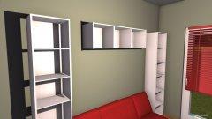 Raumgestaltung ArbeitszimmerAlt in der Kategorie Arbeitszimmer