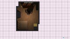 Raumgestaltung Areitszimmer in der Kategorie Arbeitszimmer