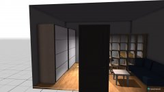 Raumgestaltung art in der Kategorie Arbeitszimmer