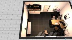 Raumgestaltung Arzt in der Kategorie Arbeitszimmer
