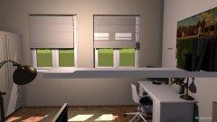 Raumgestaltung Au pair in der Kategorie Arbeitszimmer