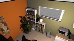 Raumgestaltung Aufenthaltsraum in der Kategorie Arbeitszimmer