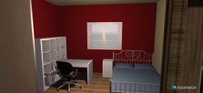 Raumgestaltung Ayla in der Kategorie Arbeitszimmer