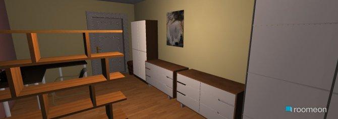 Raumgestaltung AZ Steffi in der Kategorie Arbeitszimmer