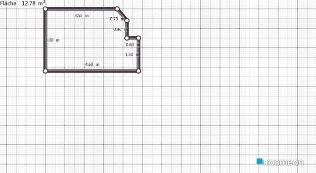 Raumgestaltung AZ in der Kategorie Arbeitszimmer