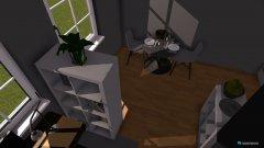 Raumgestaltung Belrin in der Kategorie Arbeitszimmer