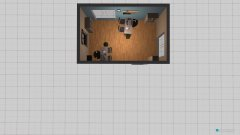 Raumgestaltung Beratungs- & Arbeitsraum in der Kategorie Arbeitszimmer