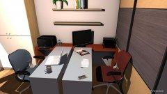 Raumgestaltung Bernadotte25 in der Kategorie Arbeitszimmer