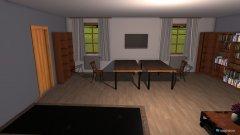 Raumgestaltung biblioteka 3 in der Kategorie Arbeitszimmer