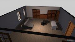 Raumgestaltung biblioteka in der Kategorie Arbeitszimmer