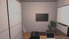 Raumgestaltung biuro in der Kategorie Arbeitszimmer
