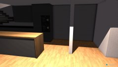 Raumgestaltung Bloem street in der Kategorie Arbeitszimmer
