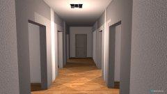 Raumgestaltung Bude wg in der Kategorie Arbeitszimmer