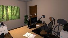 Raumgestaltung Büro 1.0 in der Kategorie Arbeitszimmer