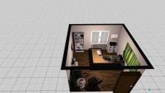 Raumgestaltung Büro 2.0 in der Kategorie Arbeitszimmer
