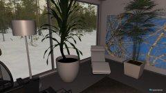 Raumgestaltung Büro 2 in der Kategorie Arbeitszimmer