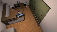 Raumgestaltung Büro CT 1.Möglichkeit in der Kategorie Arbeitszimmer