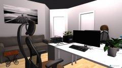 Raumgestaltung Büro Dani in der Kategorie Arbeitszimmer